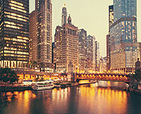 In Chicago werden Sensordaten in der Cloud analysiert.