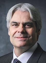 Lukas Ott, Leiter Kantons- und Stadtentwicklung im Präsidialdepartement des Schweizer Kantons Basel-Stadt