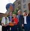 Als vorbildlich bezeichnete Bundesumweltministerin Svenja Schulze das Projekt im Prenzlauer Berg.