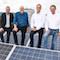 Die cdw Stiftung unterstützt die Stadt Kassel beim Bau von Photovoltaikanlagen.