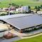 Zweckverband Abfallwirtschaft Kreis Bergstraße: Photovoltaikanlage produziert Strom für den Betrieb der Biogasanlage.