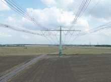 50Hertz nimmt Pilotstrecke der compactLine in Betrieb.