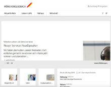 Mönchengladbach verbessert Barrierefreiheit des städtischen Internet-Auftritts.