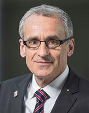 Roland Jabkowski ist Co-CIO des Landes Hessen.