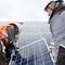 Im April haben die Lechwerke auf dem Dach ihrer Betriebsstelle in Königsbrunn eine Photovoltaikanlage in Betrieb genommen. Nun sollen neun weitere folgen.