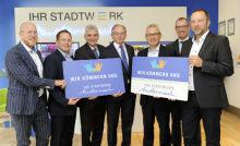 Stadtwerke Andernach: Grundversorger Gas nach nur fünf Jahren.