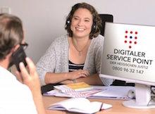 Hessen bietet mit dem Digitalen Service Point jetzt eine Art Bürgerbüro im Bereich der Justiz.