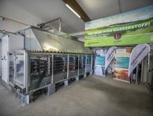 Stadtwerke Haßfurt investieren in innovatives BHKW zur Rückverstromung von regenerativem Wasserstoff aus der bestehenden Power-to-Gas-Anlage.