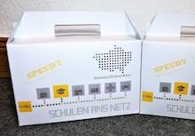 Zweckverband Breitband Altmark ruft Schulen zur Teilnahme am Projekt Speedy auf.
