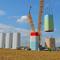 Bau eines Windparks: Kooperationen mindern die Risiken.