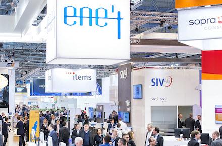 Auf der E-world energy & water 2019 stehen Ideen und Lösungen rund um das Thema Smart City im Mittelpunkt.