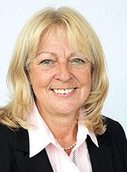 Regina Reitenhardt, Geschäftsführerin der GKDS Gesellschaft für kommunalen Datenschutz