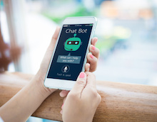 Chatbots können der öffentlichen Verwaltung helfen, den Bürgerservice zu verbessern.