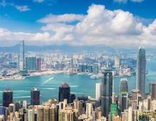 Hongkong soll zur Smart City werden.