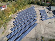 Beim Bau der Photovoltaikanlage in Saarbrücken-Jägersfreude hat das Unternehmen montanSOLAR nach eigenen Angaben viel Wert auf Transparenz und Kommunikation gelegt.