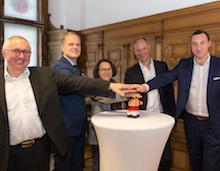 Regensburg: Neues Netz für das Internet of Things baut auf Ultraschmalbandtechnologie.