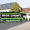 Angetrieben mit 100 Prozent Ökostrom: In Fulda fährt nun Hessens erster E-Bus.