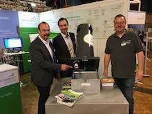 Herrenberg will moderne Technik zum Vorteil der Menschen in der Stadt einsetzen, beispielsweise mit Mülleimern, die ihren Füllstand elektronisch übermitteln.
