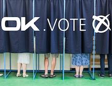 Erfolgreicher erster Einsatz für die neue Wahl-Software OK.VOTE der AKDB.