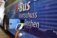 Mehr Elektrobusse für München: Vier E-Solobusse und zwei E-Gelenkbusse sind bereits bestellt worden.