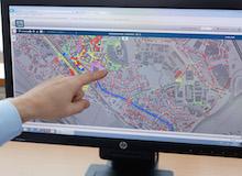 Kooperation von Signify und sixData erleichtert Kommunen die Realisierung einer smarten Straßenbeleuchtung.