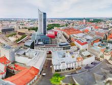 Vodafone macht Leipzig zu Sachsens erster Gigabit-City.