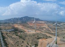 Das Unternehmen Enercon hat weltweit mehr als 29.000 Windenergieanlagen mit einer Gesamtleistung von über 50 Gigawatt errichtet.