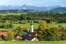 Projekt Smart City Allgäu: Idyllische Region soll vernetzt werden.