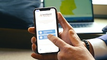 Per App können Bürger jetzt Funklöcher melden.