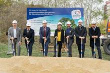 Mit dem offiziellen Spatenstich haben die Stadtwerke Merseburg und MVV Energie den Startschuss für ein zukunftsweisendes Projekt gegeben.