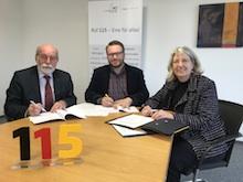 Kassel und Niestetal kooperieren für die Behördennummer 115.
