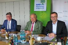 """Appell an die bayerische Politik: """"Wir fordern ehrliche Maßnahmen für einen dynamischen Ausbau der erneuerbaren Energien in Bayern sowie der Speichertechnologien."""""""