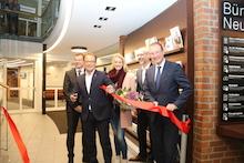 Das neue Bürgeramt der Stadt Neuss ist eröffnet.