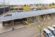 Netze BW startet am Standort Kirchheim/Teck einen Feldtest zur Steuerung einer PV-Anlage mittels intelligenter Messsysteme.