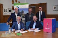 Traben-Trarbach: Kooperationsvertrag für das Pilotprojekt Smart City unterzeichnet.