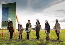 Das neue Windparkprojekt steht nach Angaben der Projektpartnern ganz im Zeichen der landespolitisch gewollten Bürgerbeteiligung und lokalen Wertschöpfung.