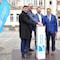 Glasfaser-Ausbau im Kreis Leipzig: Gemeinde Thallwitz ist offiziell am Netz der Deutschen Glasfaser.