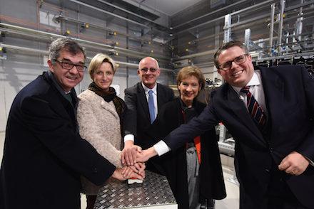 Power-to-Gas-Anlage in Grenzach-Wyhlen wurde offiziell in Betrieb genommen.