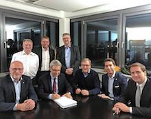 Stadtwerke Nordfriesland: Zusammenschluss legt Basis für die Zukunftsfähigkeit.