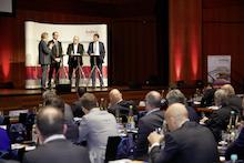 Bessere Rahmenbedingungen des Bundes für mehr Planungssicherheit im Süden wurden auf dem KMU-Forum SÜD gefordert.