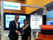 SAP und Software AG realisieren offene Smart-City-Plattform.