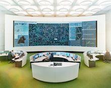 Rund um die Uhr unter Strom: In der Hauptschaltleitung in Wendlingen sorgt TransnetBW für Versorgungssicherheit und ein stabiles Stromübertragungsnetz.