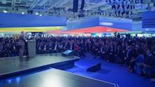 Fast 500 Sprecher haben die erste Smart Country Convention in Berlin mitgestaltet.