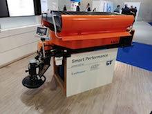 SAP, Software AG und Sensor-Technik Wiedemann GmbH zeigten auf der Smart Country Convention 2018 den smarten Winterdienst.