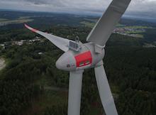 Ein erfolgreiches Geschäftsjahr 2017 verzeichnen die Windparks Söhrewald/Niestetal, Rohrberg und Stiftswald.