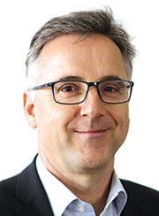 Dr. Uwe Bettscheider, Schulleiter des Ritzefeld-Gymnasiums Stolberg