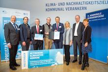 """Das Projekt """"Grubenwasserwärme zur Beheizung des Rathauses"""" der Verbandsgemeinde Bad Ems (Rheinland-Pfalz) überzeugte beim Wettbewerb """"Klimaaktive Kommunen 2018""""."""