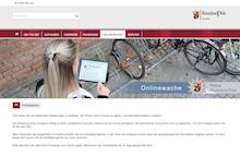 In Rheinland-Pfalz können Strafanzeigen bei der Polizei online gestellt werden.