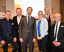 Auf dem Nordhessischen Breitband-Gipfel wurde Bilanz gezogen und Ausblick auf kommende Projekte gegeben.