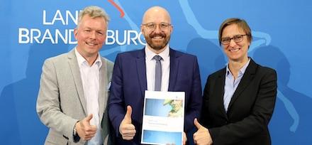 Brandenburg verabschiedet erste Digitalisierungsstrategie des Landes.